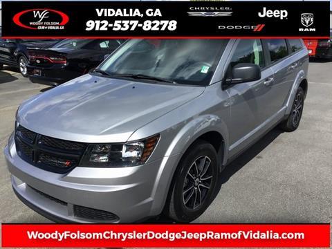 2018 Dodge Journey for sale in Vidalia, GA