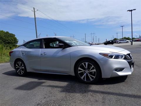 2018 Nissan Maxima for sale in Vidalia, GA