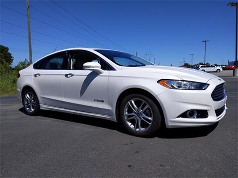 2015 Ford Fusion Hybrid for sale in Vidalia, GA