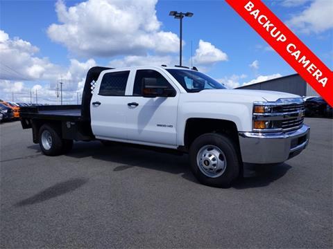 2017 Chevrolet Silverado 3500HD CC for sale in Vidalia, GA