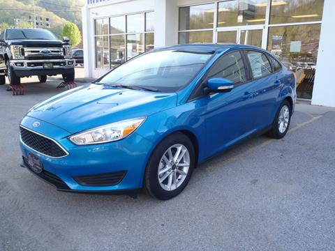 2016 Ford Focus for sale in Williamson, WV