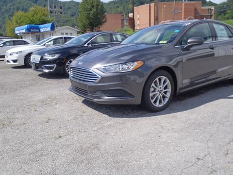 2017 Ford Fusion for sale in Williamson, WV