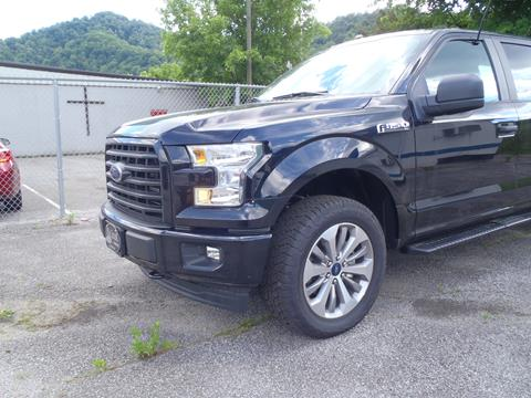 2017 Ford F-150 for sale in Williamson, WV