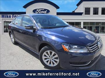 2014 Volkswagen Passat for sale in Williamson, WV