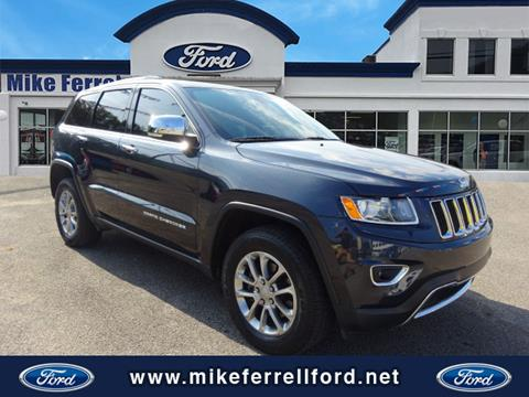 2015 Jeep Grand Cherokee for sale in Williamson, WV
