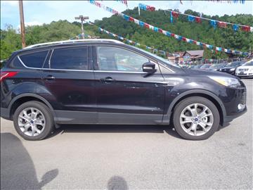 2015 Ford Escape for sale in Williamson, WV