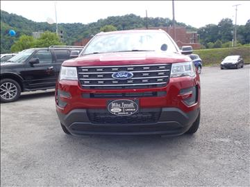 2017 Ford Explorer for sale in Williamson, WV