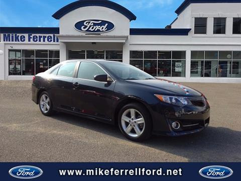 2014 Toyota Camry for sale in Williamson, WV