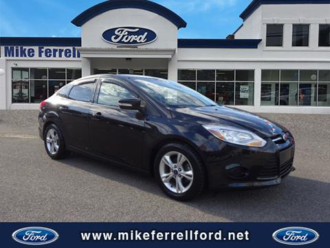 2014 Ford Focus for sale in Williamson, WV
