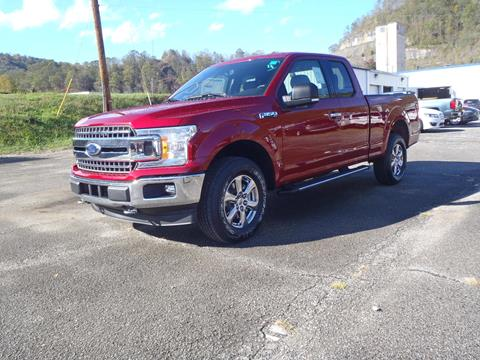 2018 Ford F-150 for sale in Williamson, WV