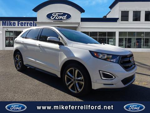 2015 Ford Edge for sale in Williamson, WV