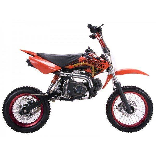 2020 Coolster 125cc Dirt Bike 214-S Semi auto for sale at Star Motor Co  - redoakcycles.com in Red Oak TX