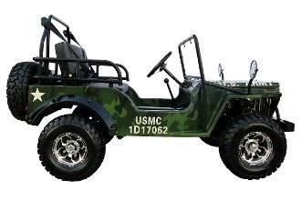 2019 Coolster 125cc Jeep/Go Kart for sale at Star Motor Co  - redoakcycles.com in Red Oak TX