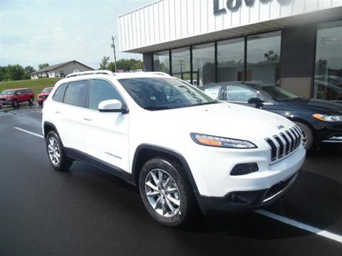 2018 Jeep Cherokee for sale in Kirksville, MO