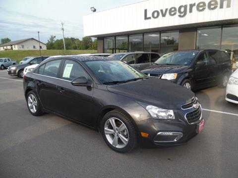 2015 Chevrolet Cruze for sale in Kirksville, MO