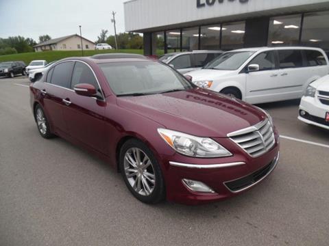 2012 Hyundai Genesis for sale in Kirksville, MO