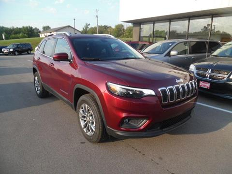 2020 Jeep Cherokee for sale in Kirksville, MO