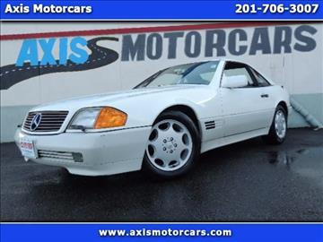 1994 Mercedes-Benz SL-Class for sale in Jersey City, NJ