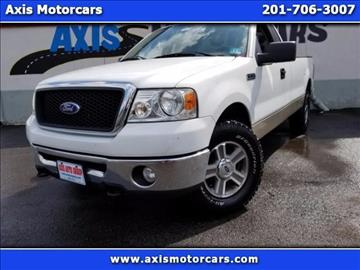 2008 Ford F-150 for sale in Jersey City, NJ