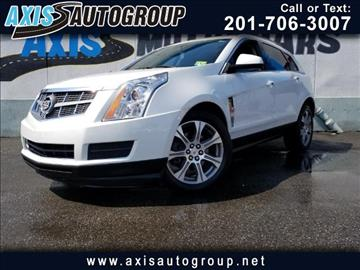 2011 Cadillac SRX for sale in Jersey City, NJ