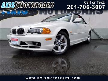 2003 BMW 3 Series for sale in Jersey City, NJ