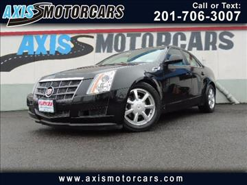 2008 Cadillac CTS for sale in Jersey City, NJ