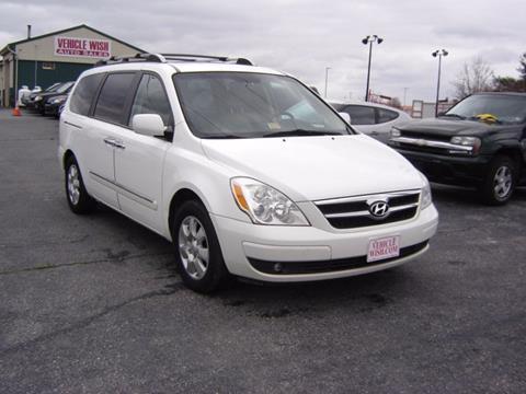 2007 Hyundai Entourage for sale in Frederick, MD