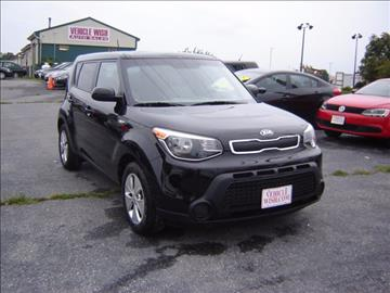 2014 Kia Soul for sale in Frederick, MD