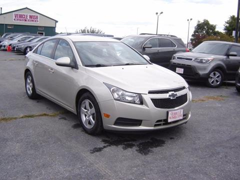 2014 Chevrolet Cruze for sale in Frederick, MD