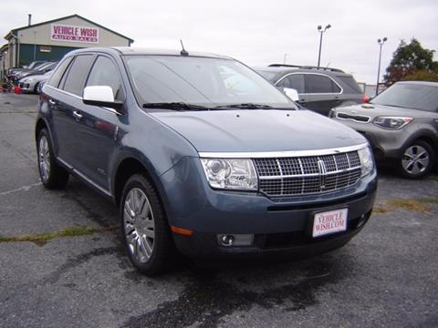 2010 Lincoln MKX for sale in Frederick, MD