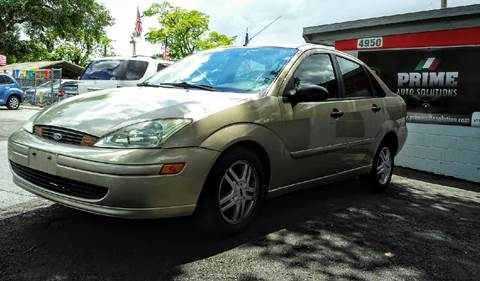 2000 Ford Focus for sale in Orlando, FL