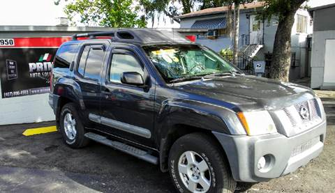 2006 Nissan Xterra for sale in Orlando, FL