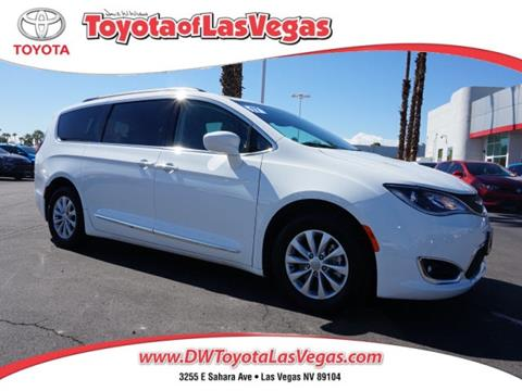 2017 Chrysler Pacifica for sale in Las Vegas, NV