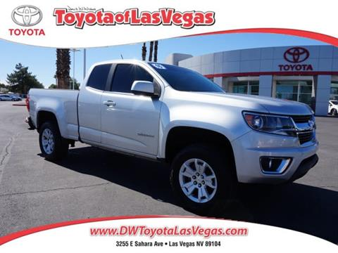 2016 Chevrolet Colorado for sale in Las Vegas, NV