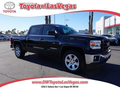 2015 GMC Sierra 1500 for sale in Las Vegas, NV