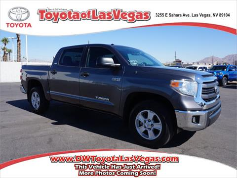 2014 Toyota Tundra for sale in Las Vegas, NV