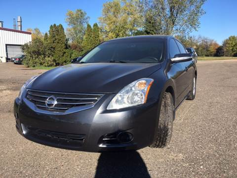 2011 Nissan Altima for sale in Brooklyn Park, MN