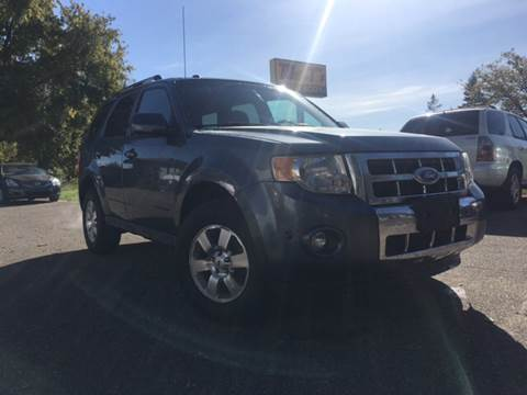 2012 Ford Escape for sale in Brooklyn Park, MN