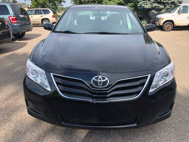 2011 Toyota Camry For Sale At Mr. Tu0027s Auto And Body Shop In Brooklyn Park