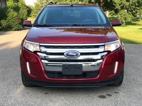 Ford Edge For Sale At Mr Ts Auto And Body Shop In Brooklyn Park