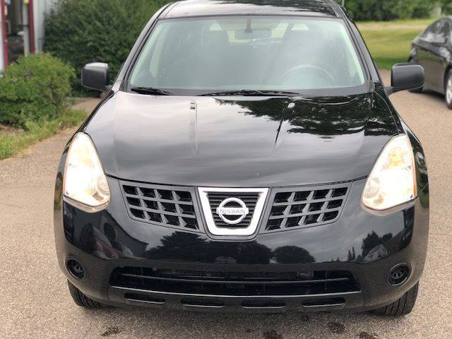 2008 Nissan Rogue For Sale At Mr. Tu0027s Auto And Body Shop In Brooklyn Park