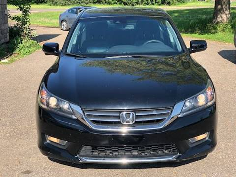 2013 Honda Accord for sale in Brooklyn Park, MN