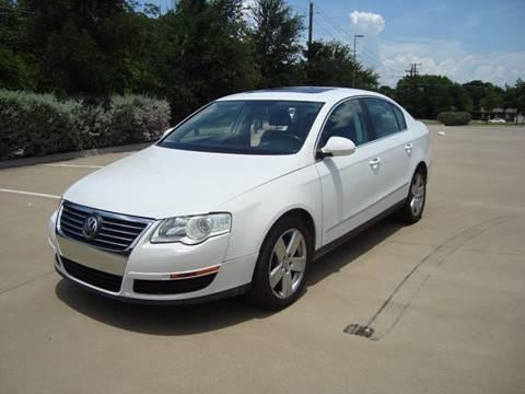2008 Volkswagen Passat for sale in Dallas TX
