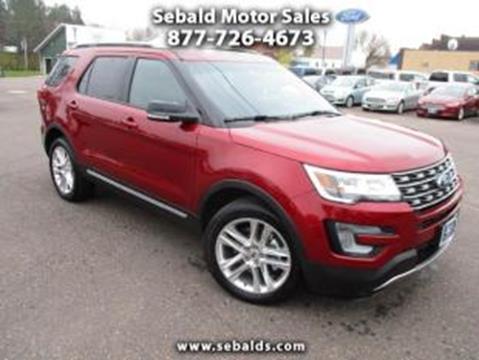 2017 Ford Explorer for sale in Askov, MN