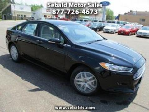 2016 Ford Fusion for sale in Askov MN