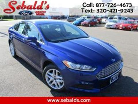 2015 Ford Fusion for sale in Askov MN