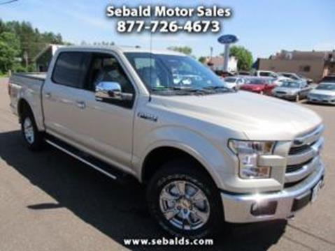 2017 Ford F-150 for sale in Askov MN