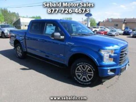 2017 Ford F-150 for sale in Askov, MN