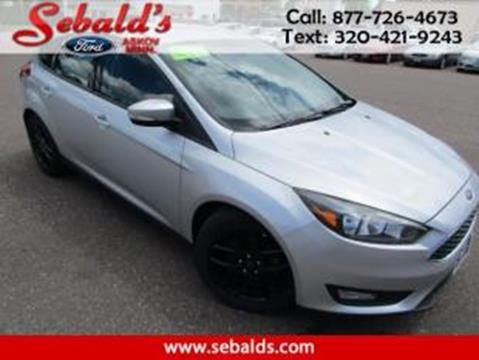 2016 Ford Focus for sale in Askov, MN