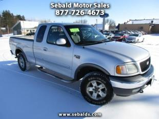 2002 Ford F-150 for sale in Askov, MN